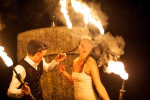 Feuershows in Kärnten, Österreich und der Welt mit neuem Flair